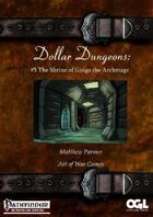 Dollar Dungeons #5 The Shrine of Gisigas the Archmage