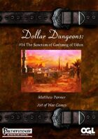 Dollar Dungeons #14 The The Sanctum of Gothmog of Udun