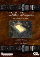 4 Ed. Dollar Dungeons: #11 The Hive of Myali
