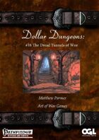 Dollar Dungeons #16 The Dread Tunnels of Woe