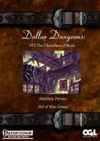 Dollar Dungeons #17 The Chambers of Ruin