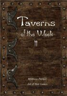 Taverns of the Week 2