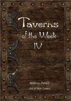 Taverns of the Week 4