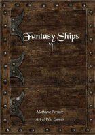 Fantasy Ships II