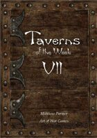 Taverns of the Week 7