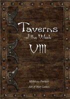 Taverns of the Week 8