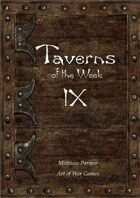 Taverns of the Week 9