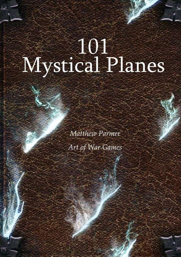 101 Mystical Planes Art Of War Pathfinder Rpg Dungeons Dragons 4e 100 Books Drivethrurpg