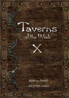 Taverns of the Week 10