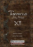 Taverns of the Week 12