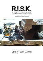 R.I.S.K. Supplement: Rewards