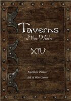Taverns of the Week 14