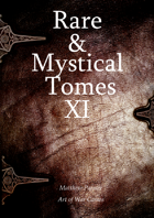 Rare and Mystical Tomes 11