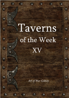 Taverns of the Week 15