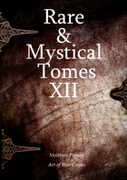 Rare and Mystical Tomes 12