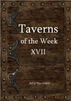 Taverns of the Week 17