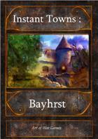 Instant Towns V: Bayhrst