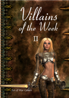 Villains of the Week 2: Dolkara, Crusader of Darkness