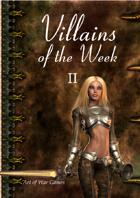 Villains of the Week 2: Dolkara, Crusader of Darkness