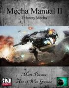 Mecha Manual II : Infantry Mecha