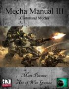 Mecha Manual III : Command Mecha