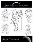 Stock Art Series Power Armor