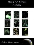 Stockart Series: Nebulae I