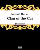 Animal Races: Clan of the Cat