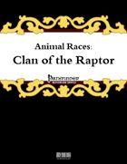 Animal Races: Clan of the Raptor