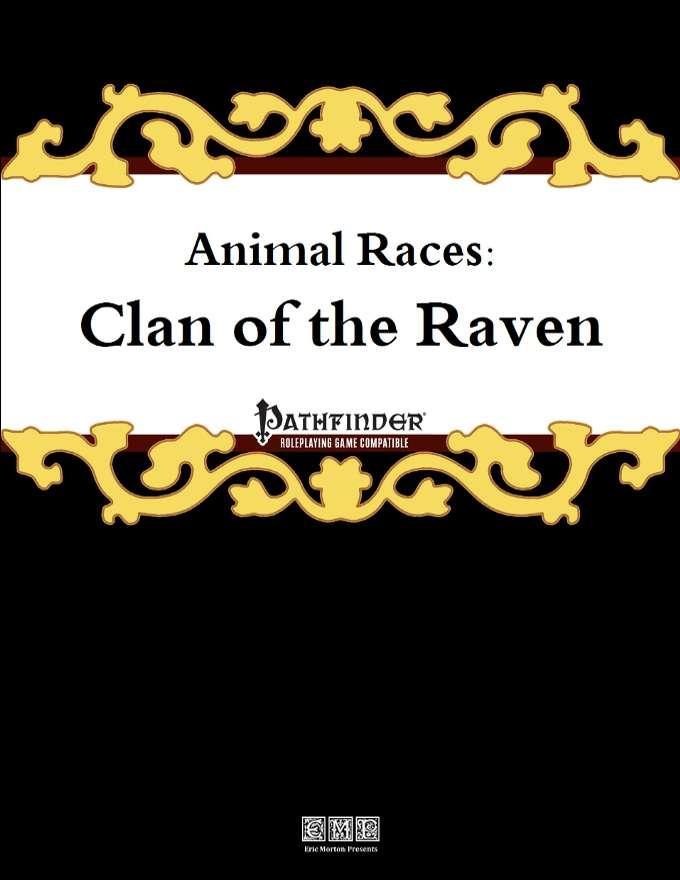 Animal Races: Clan of the Raven