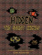 Hidden: The Secret Animals Core Rulebook