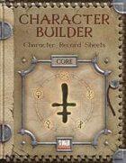Character Builder Core: Celtic