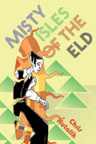 Cover of Misty Isles of the Eld