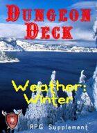 Dungeon Decks, Weather Deck: Winter