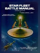 Star Fleet Battle Manual 3rd Edition