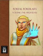 PP1-Portal Portraits- Volume One: High Elves