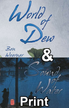 PRINT World of Dew + Sound of Water softcovers (+PDFs) [BUNDLE]