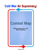 Cold War Air Supremacy: Combat Map