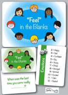 """Feel"" in the Blanks"