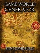 CASTLE OLDSKULL - Game World Generator