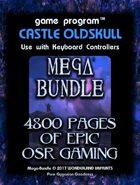 CASTLE OLDSKULL OSR Mega-Bundle 1 [BUNDLE]