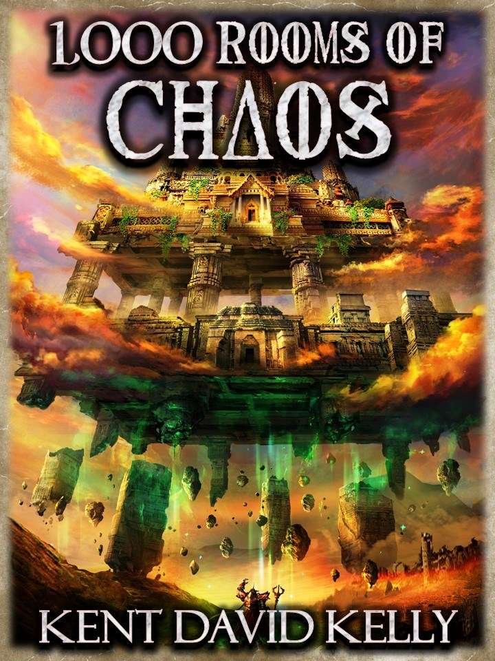 Castle Oldskull 1 000 Rooms Of Chaos Kent David Kelly Drivethrurpg Com