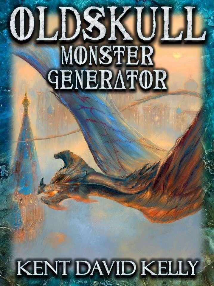 CASTLE OLDSKULL - Oldskull Monster Generator