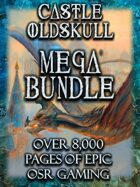 CASTLE OLDSKULL OSR Mega-Bundle II [BUNDLE]