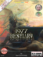 Oldskull Game Expansions Book II - 1977 Bestiary