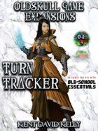 Oldskull Game Expansions Book IV - Turn Tracker - OGE4