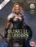 Mythic World of Oldskull - Oldskull Warriors