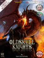 Mythic World of Oldskull - Oldskull Knights