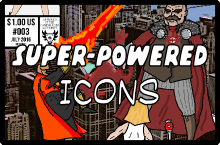 Super-Powered Icons
