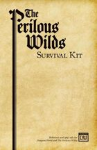 The Perilous Wilds Survival Kit